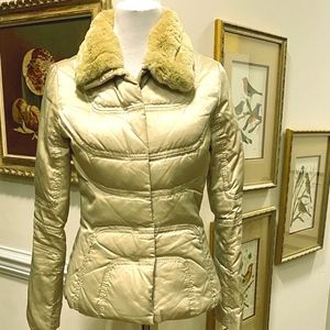 REDUCED Laundry by Shelli Segal Puffer Jacket